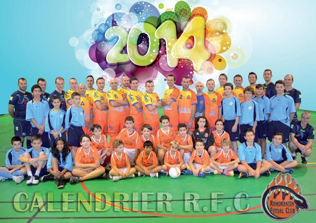 Calendrier Romorantin Futsal Club