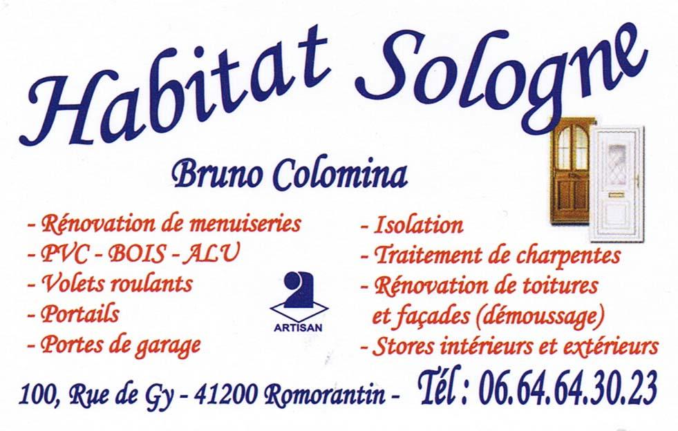 Habitat Sologne