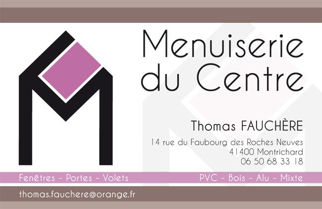 Menuiserie Thomas Fauchère