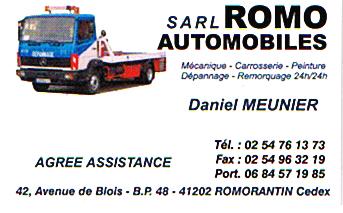Romo Automobiles