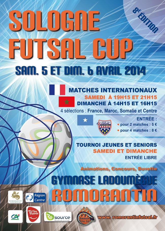 Sologne Futsal Cup 2014