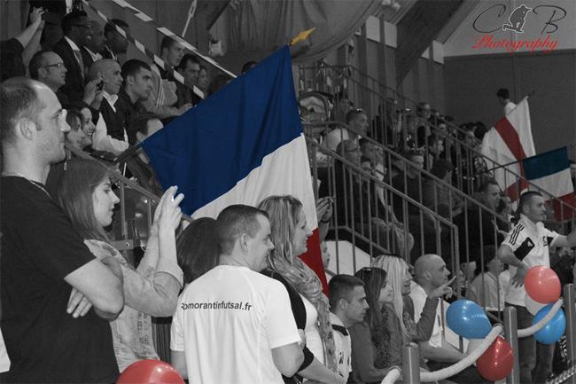 Sologne Futsal Cup 2014 - Public de Romorantin