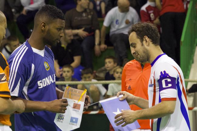 France - Somalie Futsal romorantin