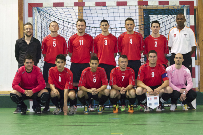 Selection centre futsal romorantin