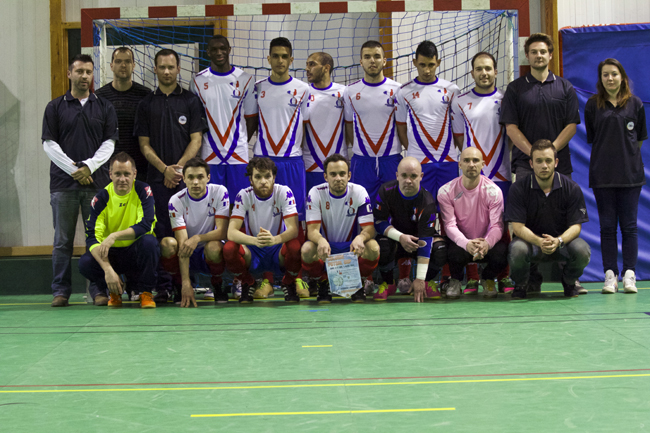 Selection france futsal romorantin