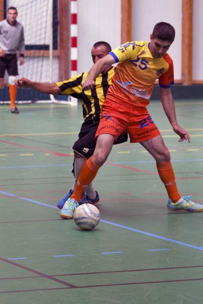 Romorantin futsal club - Lyon 8