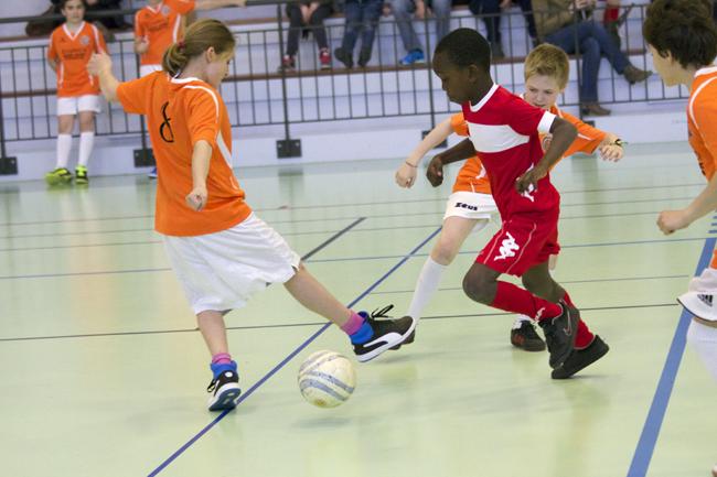 Romorantin FC - USR Futsal U10