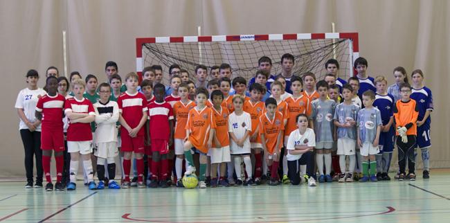 Tournoi Jeune Sologne Futsal Cup 2014 à Romorantin