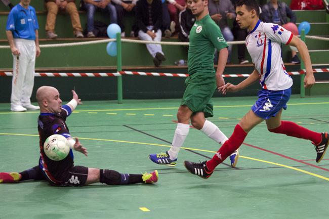 Tournoi des Sélections Sologne Futsal Cup 2014  à Romorantin