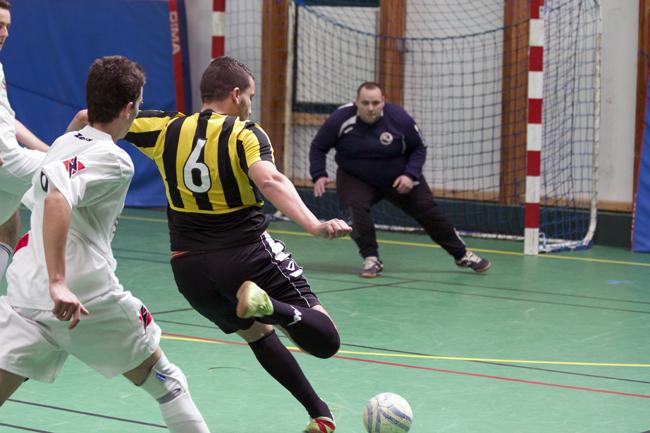 Tournoi Senior Sologne Futsal Cup 2014 à Romorantin