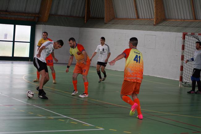 Loches futsal - Sologne Futsal Club Romorantin