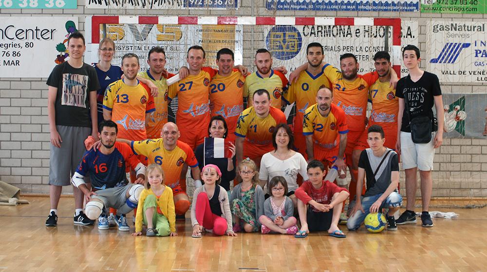 Le Romorantin Futsal CLub et ses supporters