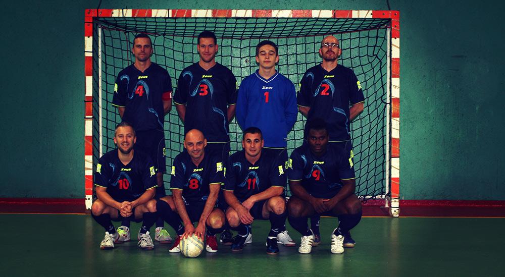 Romorantin Futsal Club - Championnat Futsal Centre