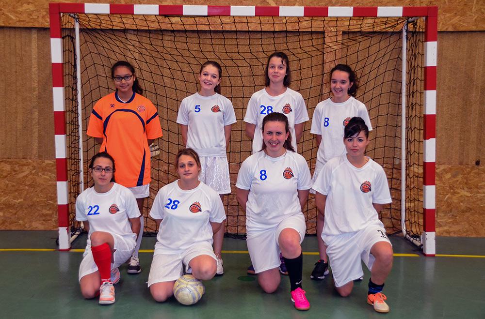 La Section Féminine du Romorantin Futsal Club