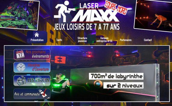 laser game titre