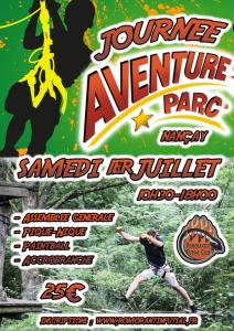 Journée de Fin de saison @ Aventure Parc | Nançay | France