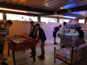 CHAMPIONNAT JEUNE U9 – U13 – U15 @ Gymnase Municipal | Mont-prés-Chambord | Centre-Val de Loire | France