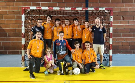 team U15 romorantin futsal club