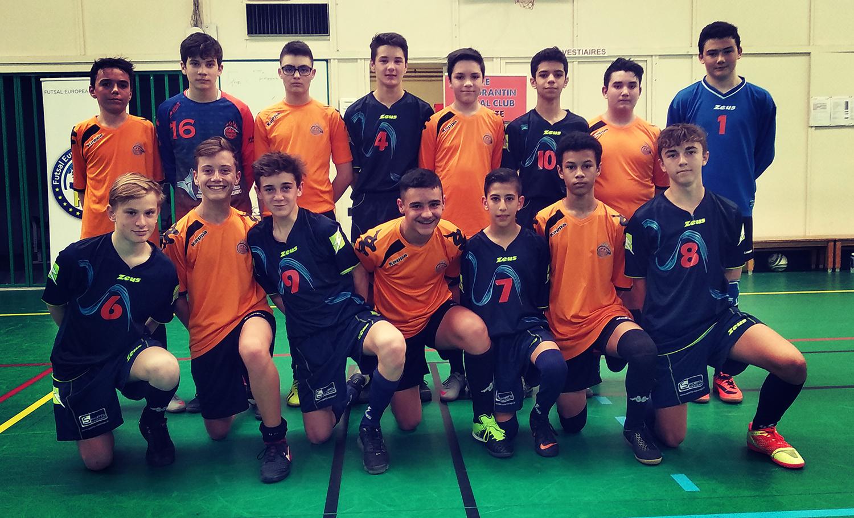 domicile romorantin-FC-U15-2019