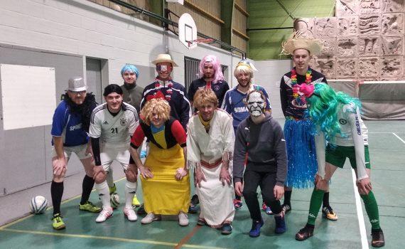 romorantin futsal club 2020 mardi gras